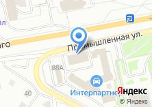 Компания «UAZ» на карте