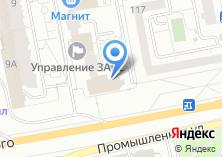 Компания «Миледи» на карте