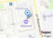 Компания «Тахограф18» на карте