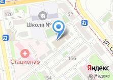 Компания «Расчетно-комплексный центр Удмуртии» на карте
