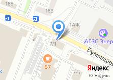 Компания «Журавлёв и партнёры» на карте