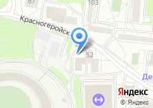 Компания «Строящийся жилой дом по ул. Красногеройская» на карте