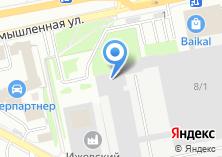 Компания «Ижевский Механический завод» на карте