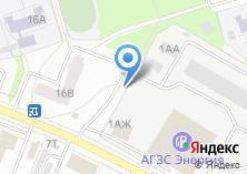 Компания «Шиномонтажная мастерская» на карте