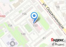 Компания «СД-сервис» на карте