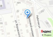 Компания «Участковый пункт полиции №22» на карте