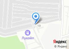 Компания «Буммашевец» на карте