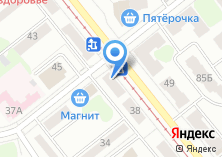 Компания «Краевский рынок» на карте
