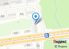 Компания «Логопедический кабинет» на карте