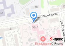 Компания «Городская клиническая больница №9» на карте