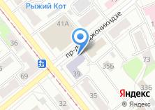 Компания «АНДАН» на карте