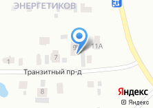 Компания «Трест Геопроектстрой» на карте