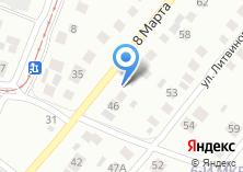 Компания «Лист Профиль» на карте
