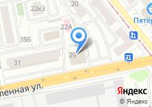 Компания «Центр Микрофинансирования г. Ижевск» на карте