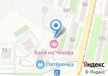 Компания «На Чехова» на карте