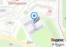 Компания «Средняя общеобразовательная школа №72» на карте