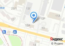 Компания «Разрешительная документация» на карте