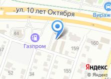 Компания «Арт стайл» на карте