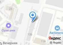 Компания «Продфуд» на карте