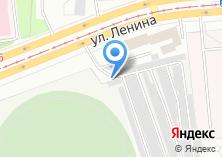Компания «Автокооператив №3» на карте