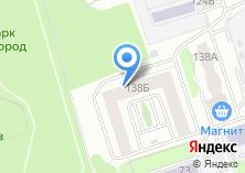 Компания «Салюс» на карте