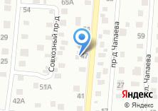 Компания «Уральская лесоторговая компания» на карте