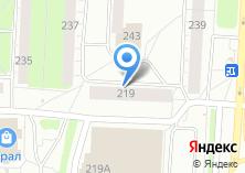 Компания «А-то!» на карте