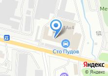 Компания «Сладкий домик» на карте