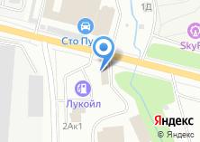 Компания «Автоград» на карте