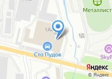 Компания «Витражная мастерская» на карте