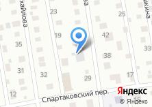 Компания «Тактика» на карте