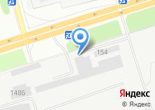 Компания «Ремонтно-аварийная служба» на карте