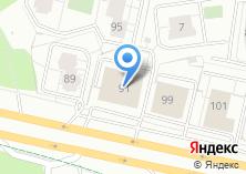 Компания «ТОП-30 новостроек» на карте