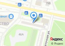 Компания «Сосновый» на карте