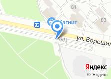 Компания «Вента +» на карте