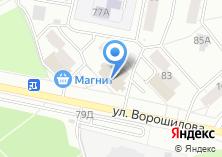 Компания «СпортМикс» на карте
