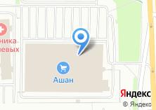 Компания «Burger House» на карте