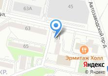 Компания «Прокат без преград» на карте
