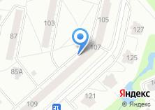 Компания «Юмас» на карте