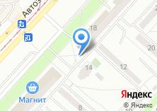 Компания «Водомир киоск по продаже питьевой воды» на карте