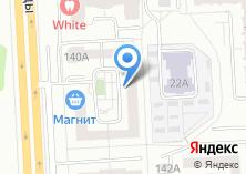 Компания «Буровые системы» на карте