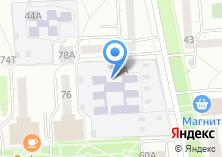 Компания «Детский сад №258» на карте