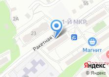 Компания «Авточехлы Премиум» на карте