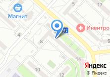 Компания «Монтаж-СМ» на карте