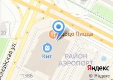 Компания «Быстробанк» на карте