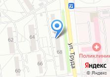 Компания «Реком» на карте