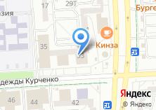 Компания «Сбербанк Премьер» на карте