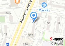 Компания «Мир Инструмента» на карте