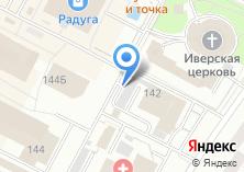 Компания «Альфа-тюнинг» на карте