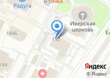 Компания «Клён-Мебель» на карте